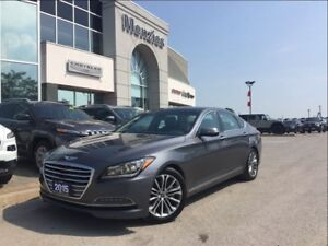 2015 Hyundai Genesis Sedan Luxury AWD, Navi, Pano, Clean Carproo