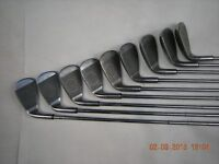 golf club set 1,3,5 woods - irons 3 through to SW plus putter including golf bag