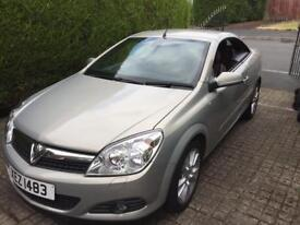 2009 Vauxhall Astra Twintop Very Low miles