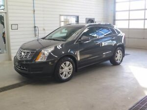 2015 Cadillac SRX Luxury awd toit panoramique gps camera recul