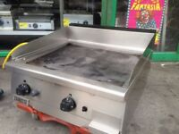 CATERING GAS FLAT GRILL COMMERCIAL KITCHEN FAST FOOD RESTAURANT KITCHEN BAR TAKE AWAY
