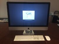 "Apple iMac 27"" Quad Core i7, 1TB HD, 12GB ram"