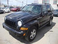 2007 Jeep Liberty 4X4 ROCKY MOUNTAIN EDITION CUIR-TOIT