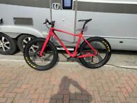 Four4th full carbon FAT bike