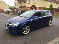 Vauxhall Astra 1.9 CDTi SRi Sport 5dr Hatcback 6 Speed Gearbox