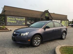 2014 Chevrolet Cruze 2LS/ XM RADIO /BLUETOOTH/OFF LEASE