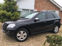 Mercedes-Benz M Class 3.0 ML280 CDI SE 7G-Tronic 5dr EXCEPTIONAL LOW MILEAGE AND CONDITION MERC FSH