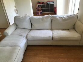 Great Collins and Hayes sofa for sale