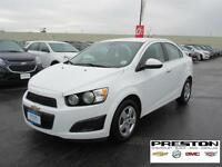 2013 Chevrolet Sonic LT Delta/Surrey/Langley Greater Vancouver Area Preview
