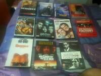 12 original dvds