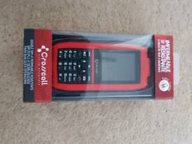 **NEW** Crosscall Shark V2 fully waterproof and ruggedised SIM Free and Unlocked Mobile Phone