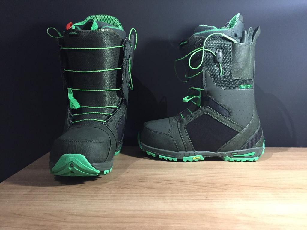Burton snowboard boots uk8  6e49113a6