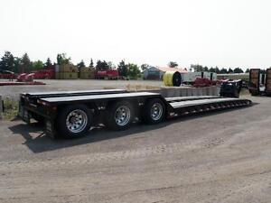 2017 55 TON LOW BED FLOAT. TRAILERS FOR RENT/SALE.