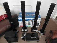 Panasonic SC-PT860 5.1 Surround Sound Home Cinema System