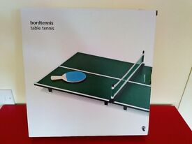 Mini table tenis board