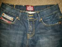 Superdry mens jeans .new. Size 32 x 32
