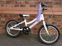"Girls 16"" Ridgeback MTB Bike Melody"
