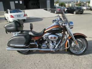 2008 Harley-Davidson FLHRSE CVO Road King Screaming Eagle