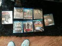 Blu rays ds games