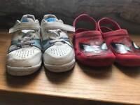 Boys Size 13 shoe bundle