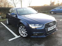 AUDI A4 SALOON TDI 2.0 AUTOMATIC 2014 14 PLATE AUTO NOT 2012 2013 2015 A6 BMW 3 SERIES MERCEDES