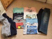 Boys clothes 6-7