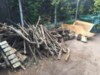 Free dire wood to collect