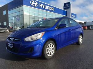 2012 Hyundai Accent GL Auto *Bluetooth-Heated Seats*