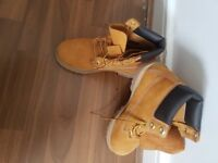 Timberland low boots