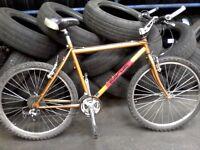 Sachs mens mountain bike with 24gears