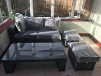 Conservatory Rattan Furniture