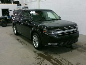 2015 Ford Flex 4dr Limited AWD W/ REMOTE START, LEATHER