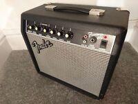 Fender Frontman 15 watt guitar practise amp