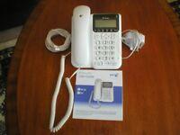 corded phone BT DECOR 2600