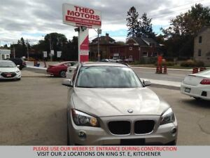 2014 BMW X1 xDrive28i | PANORAMIC SUNROOF | SENSORS