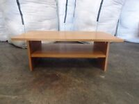 Large Heavy Coffee table shabby chic upcycle