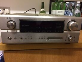 DENON AVR-2105 7-channel Surround Sound Amplifier / Receiver