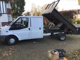 d86433c31e0cb2 FORD Transit Tipper GOOD Condition LOW Mileage