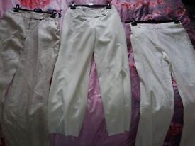 Ladies trousers.