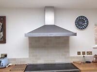 Cooker Extractor Hood, Stoves