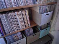 Vinyl Records / LP's / Record Collection - Beatles, Bob Dylan, Rolling Stones, U2