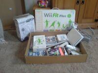 Nintendo Wii, plus 6 games