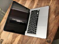 "Macbook Pro 13"" Inteli5 2.4 4GB SSD 480"