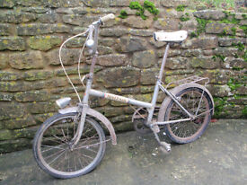 Old Bicycle for Restoration | Men's / Women's Pannonia Mayfair Bike with 3 Speed Hub