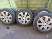 ford galaxy alloy wheels
