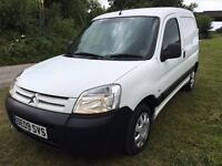 2009 CITROEN BERLINGO FIRST 600 HDI,1.6CC DIESEL,MOT MAY 2017,HPI CLEAR,TIMING BELT CHANGED RECENTLY