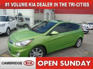 2013 Hyundai Accent GLS / *AUTO* / SUNROOF / ALLOY'S