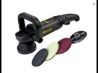 Meguiars MT320 dual action polisher NEW