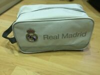 Real Madrid football boot bag