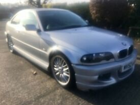 BMW 318 SPORT COUPE ONLY 85000 MILES , GREAT DRIVER NO OFFERS CAN DELIVER